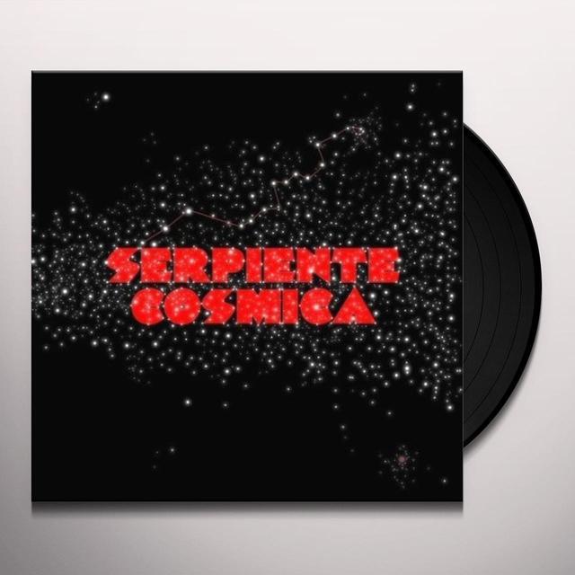 Veinte Tres SERPIENTE COSMICA Vinyl Record