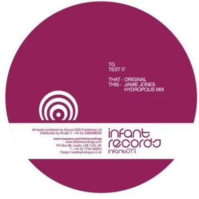 Tg TEST IT Vinyl Record