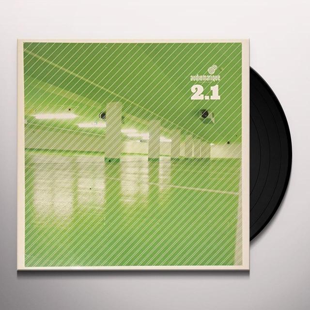 Adultnapper AUDIOMATIQUE 2.1 (EP) Vinyl Record