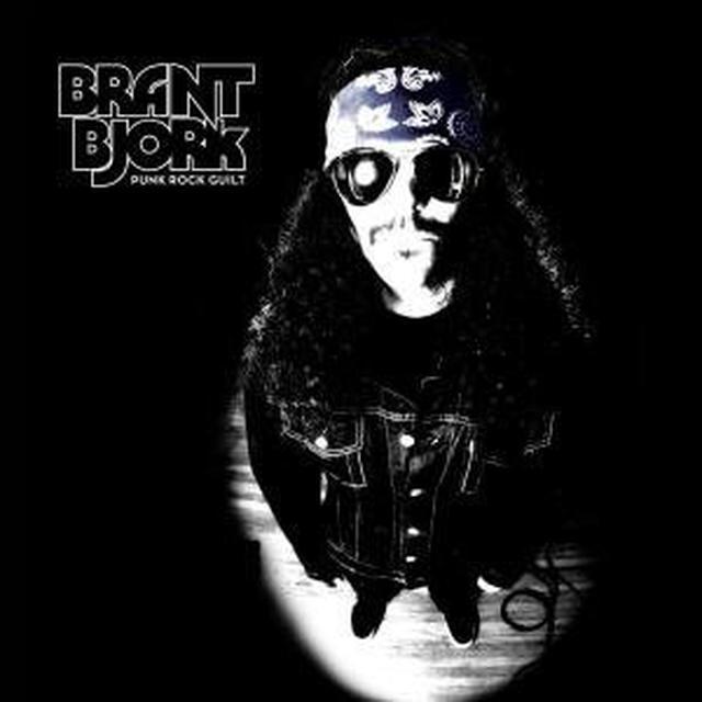 Brant Bjork PUNK ROCK GUILT Vinyl Record