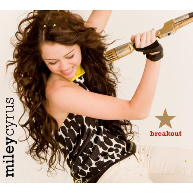 Miley Cyrus BREAKOUT CD