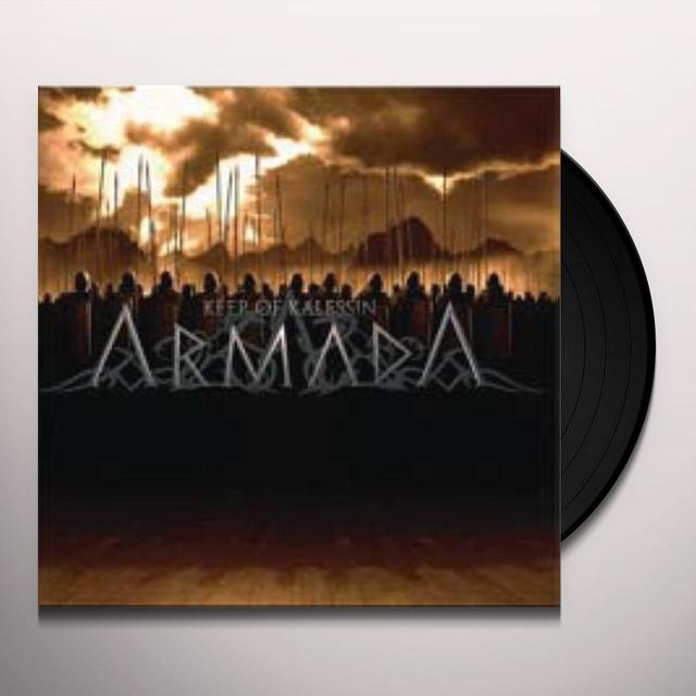 Keep Of Kalessin ARMADA Vinyl Record - Limited Edition