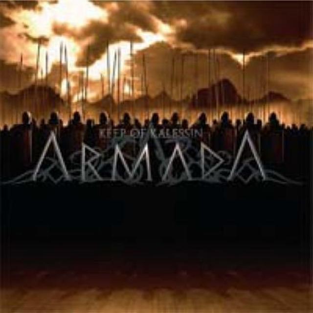 Keep Of Kalessin ARMADA Vinyl Record - Limited Edition