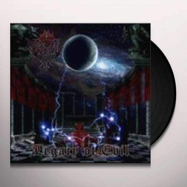 Limbonic Art LEGACY OF EVIL Vinyl Record - Limited Edition