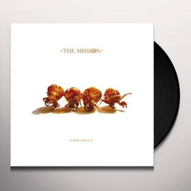 Mission GOD IS A BULLET Vinyl Record - Limited Edition