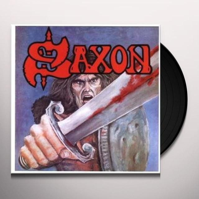 SAXON Vinyl Record - Limited Edition