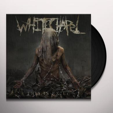 Whitechapel THIS IS EXILE Vinyl Record