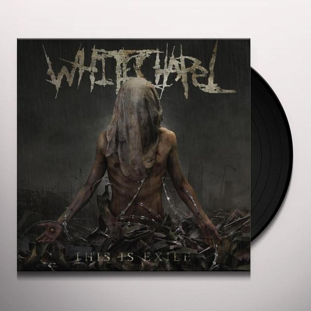 Whitechapel THIS IS EXILE Vinyl Record - Picture Disc