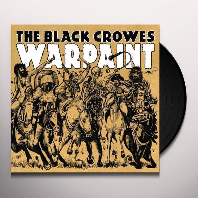 Black Crowes WARPAINT Vinyl Record - 180 Gram Pressing