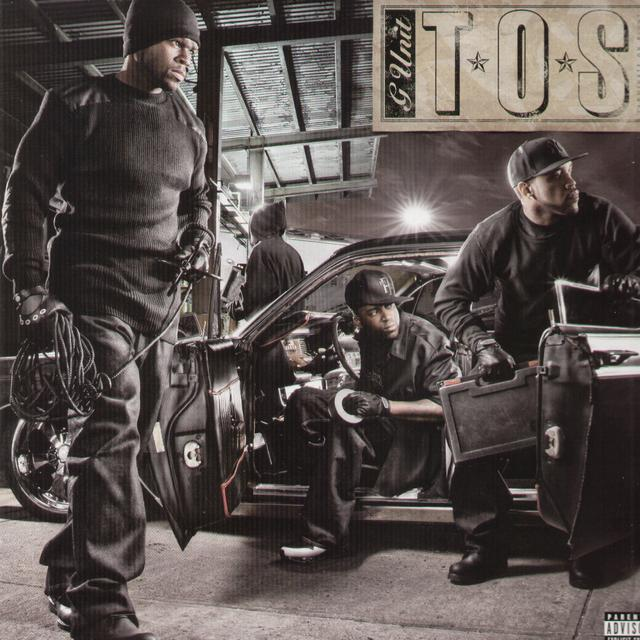G-Unit TOS - TERMINATE ON SIGHT Vinyl Record