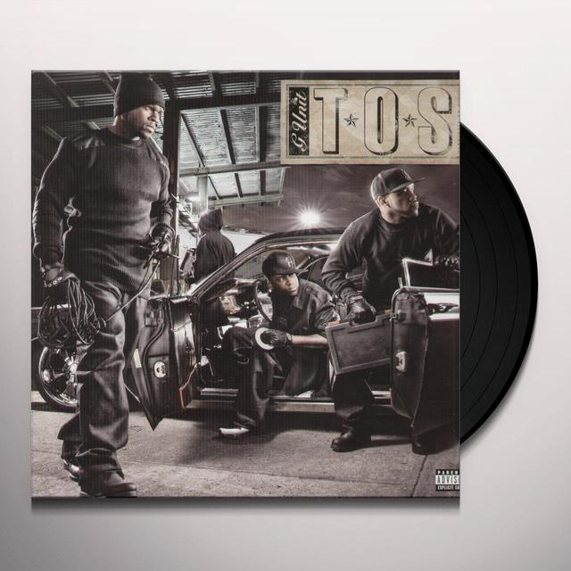 G-Unit TOS - TERMINATE ON SIGHT Vinyl Record