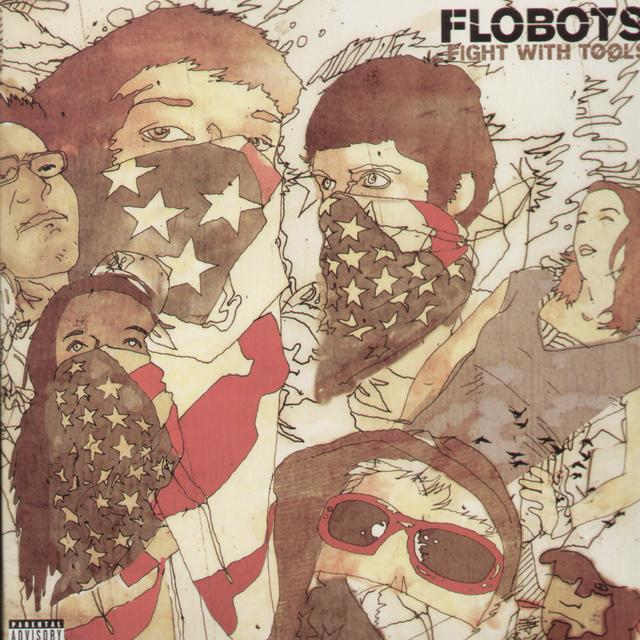 Flobots FIGHT WITH TOOLS Vinyl Record