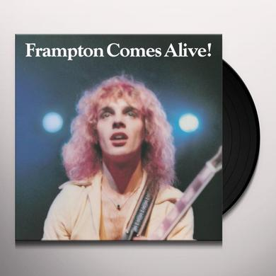 PETER FRAMPTON COMES ALIVE Vinyl Record - 180 Gram Pressing