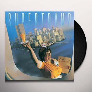 Supertramp BREAKFAST IN AMERICA Vinyl Record - Reissue