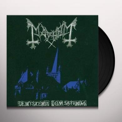 Mayhem DE MYSTERIIS DOM SATHANAS Vinyl Record