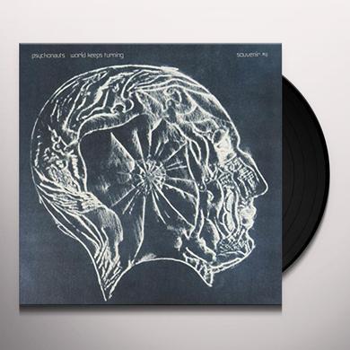 Psychonauts WORLD KEEPS TURNING Vinyl Record