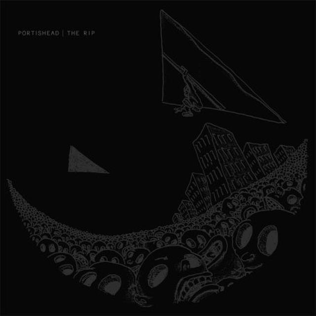 Portishead RIP Vinyl Record