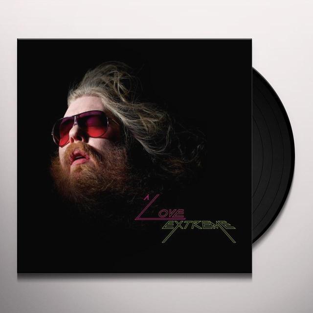 Bennji Hughes LOVE EXTREME Vinyl Record - 180 Gram Pressing