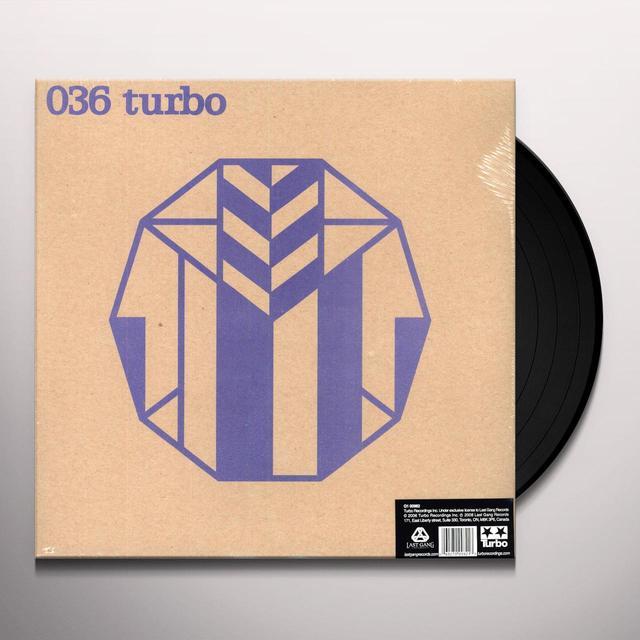 Jori Is The Fenno Baron Hulkkonen KATAJANUKKE (EP) Vinyl Record