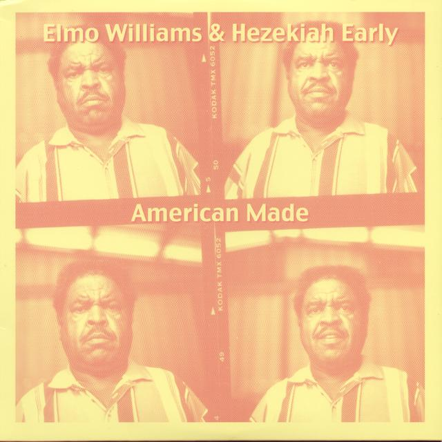 Elmo Williams / Hezekiah Early AMERICAN MADE Vinyl Record