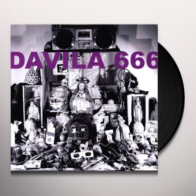DAVILA 666 Vinyl Record