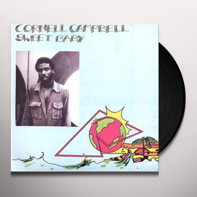 Cornell Campbell SWEET BABY Vinyl Record