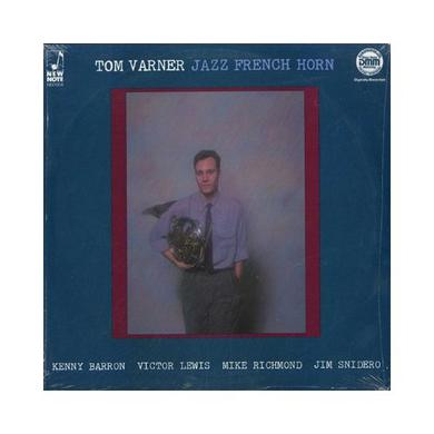 Tom Varner JAZZ FRENCH HORN Vinyl Record