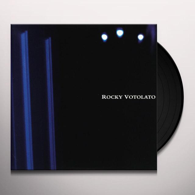 ROCKY VOTOLATO Vinyl Record - Digital Download Included