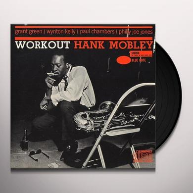 Hank Mobley WORKOUT Vinyl Record - Japan Release