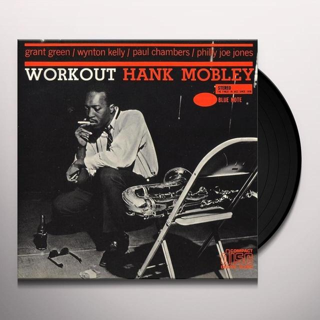 Hank Mobley WORKOUT Vinyl Record - Japan Import