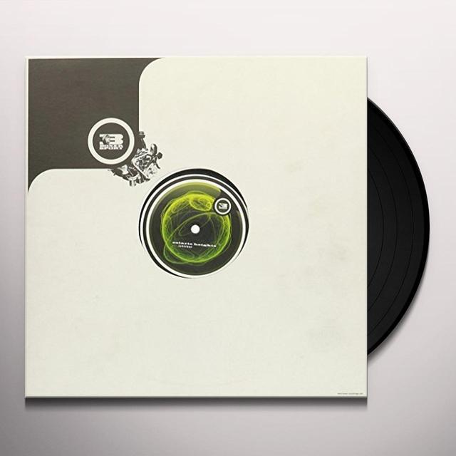 Solaris Heights LUMINESK (EP) Vinyl Record