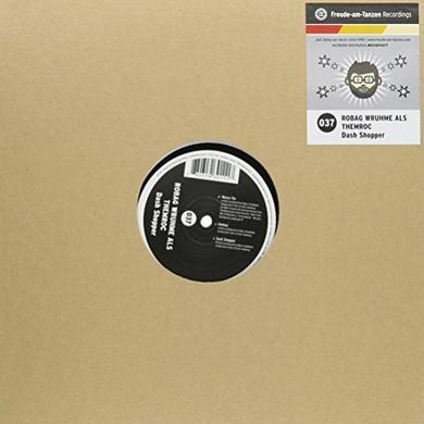 Robag Wruhme / Als Themroc DASH SHOPPER Vinyl Record
