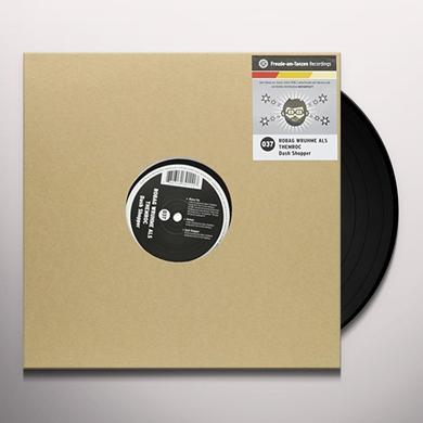 Robag Wruhme / Als Themroc DASH SHOPPER (EP) Vinyl Record
