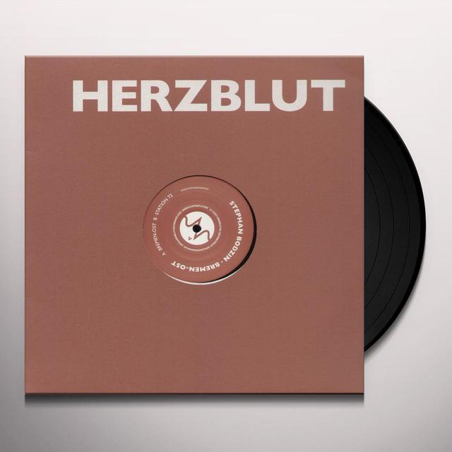 Stephan Bodzin BREMEN-OST Vinyl Record