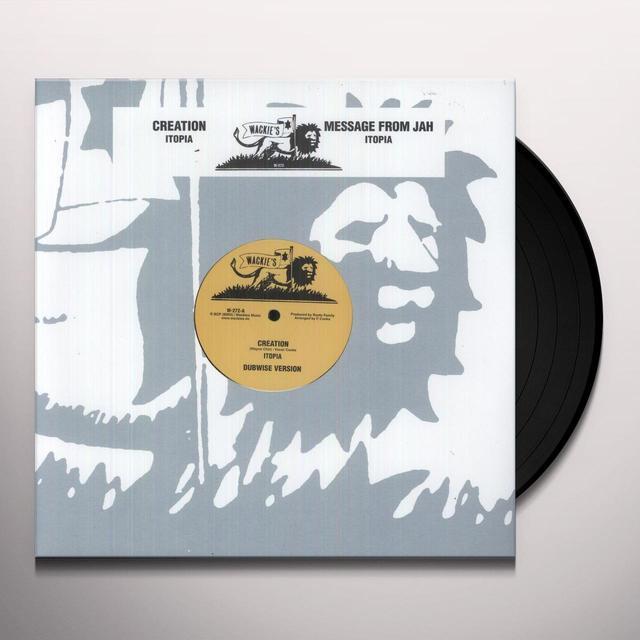 Itopia CREATION (EP) Vinyl Record
