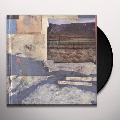 Ólafur Arnalds EULOGY FOR EVOLUTION  (WB) Vinyl Record - Gatefold Sleeve, Digital Download Included