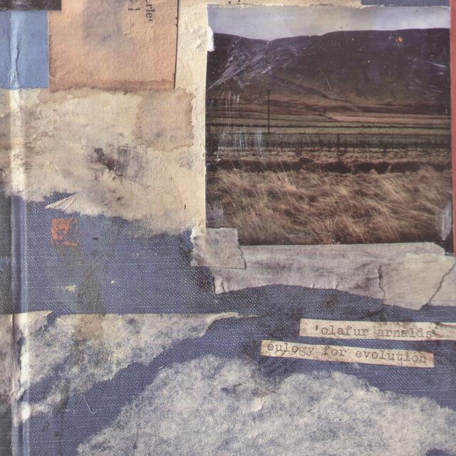 Ólafur Arnalds EULOGY FOR EVOLUTION  (WB) Vinyl Record - Gatefold Sleeve, Digital Download Included