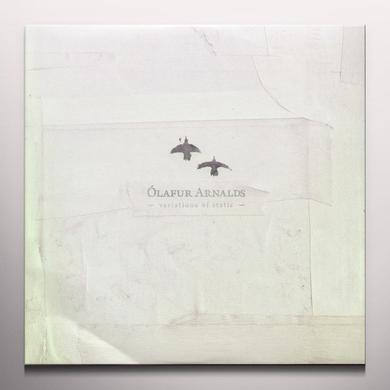 Ólafur Arnalds VARIATIONS OF STATIC Vinyl Record