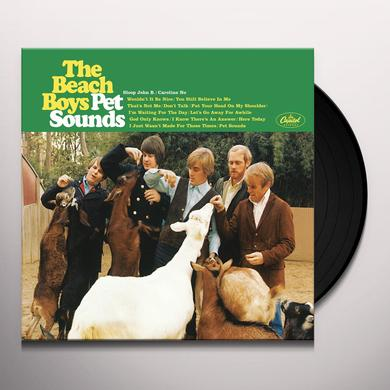 The Beach Boys PET SOUNDS Vinyl Record - Limited Edition, 180 Gram Pressing