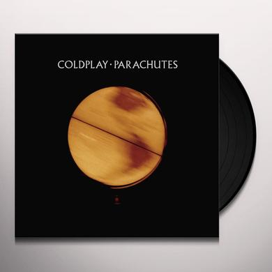Coldplay PARACHUTES Vinyl Record