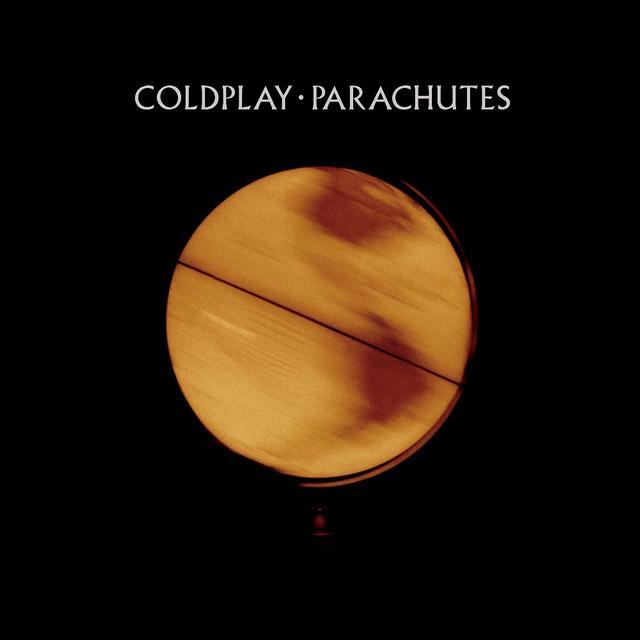 Coldplay PARACHUTES Vinyl Record