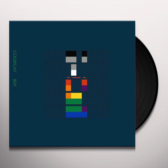Coldplay X&Y Vinyl Record - Limited Edition, 180 Gram Pressing