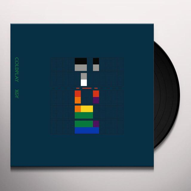 Coldplay X&Y Vinyl Record - Limited Edition, 180 Gram Pressing