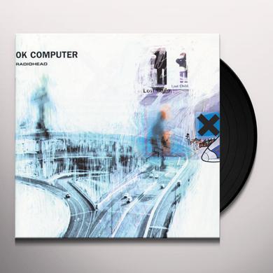 Radiohead OK COMPUTER Vinyl Record - Limited Edition, 180 Gram Pressing