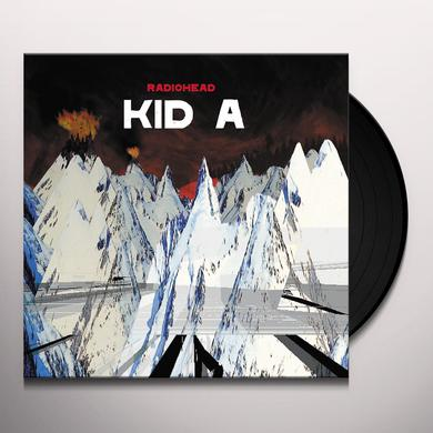Radiohead KID A Vinyl Record - Limited Edition, 180 Gram Pressing