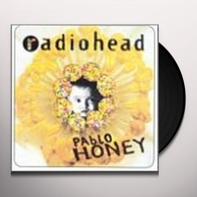 Radiohead PABLO HONEY Vinyl Record - Limited Edition, 180 Gram Pressing