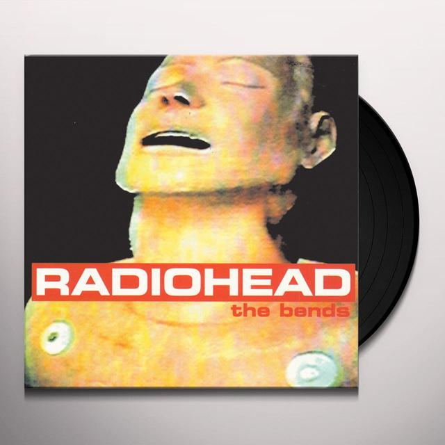 Radiohead BENDS Vinyl Record - Limited Edition, 180 Gram Pressing