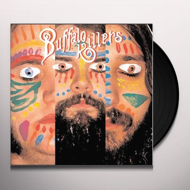 Buffalo Killers LET IT RIDE Vinyl Record
