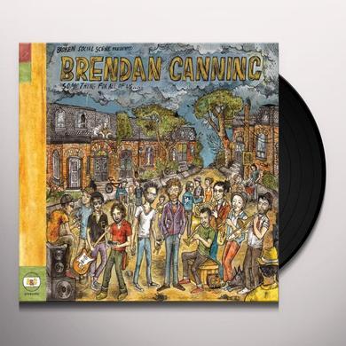 Broken Social Scene SOMETHING FOR ALL OF US Vinyl Record
