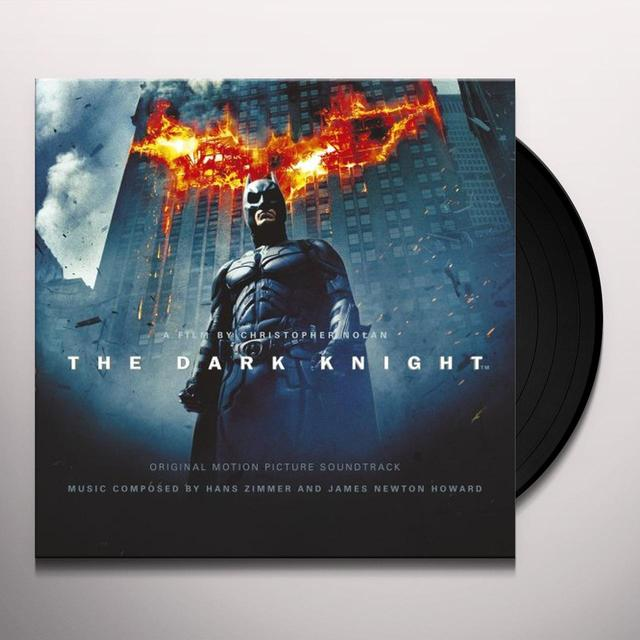 DARK KNIGHT / O.S.T. (OGV) DARK KNIGHT / O.S.T. Vinyl Record